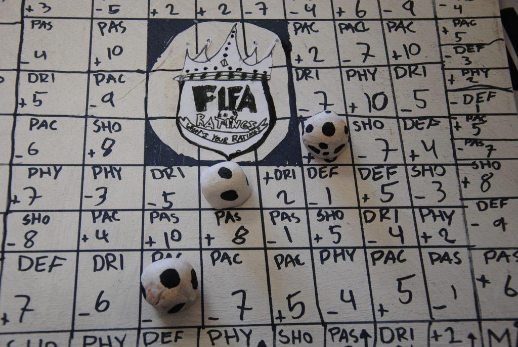 FIFAspillet er så godt som ferdig